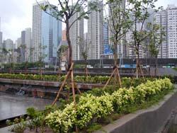 Toyo greenland co ltd for Mtr landscape architects